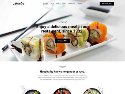 เว็บไซต์ Single Page เว็บไซต์หน้าเดียวสำหรับธุรกิจ ทำง่าย ทำไว ราคาเล็กๆ
