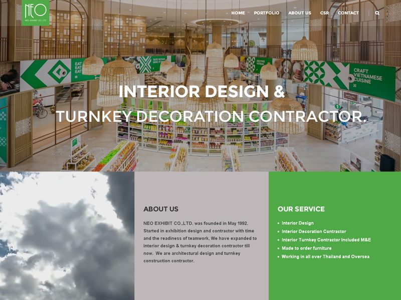 Architectural design and turnkey construction contractor